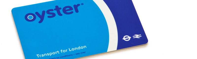 Oyster Card – Transport for London