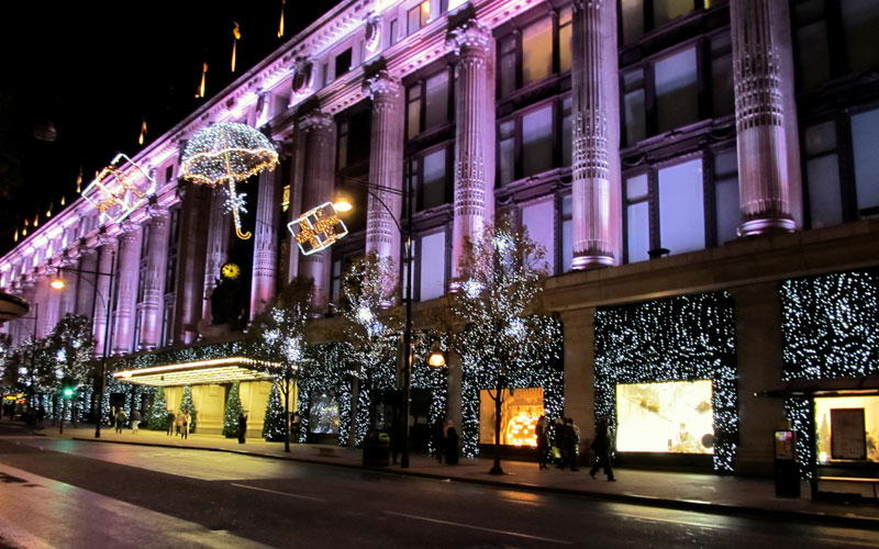 Selfridges London