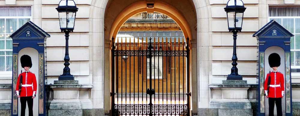 Grind till Buckingham Palace