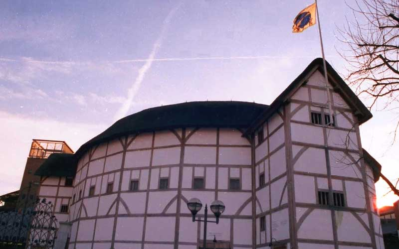 Shakesspeare's Globe i London