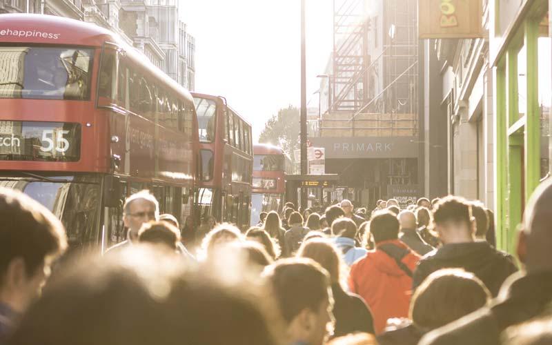 Soho i London